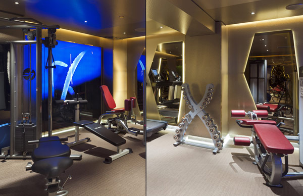 Modern Gym Interior Design House I 39 M