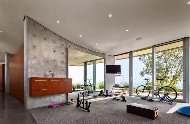 Outdoor home gym ideas house im