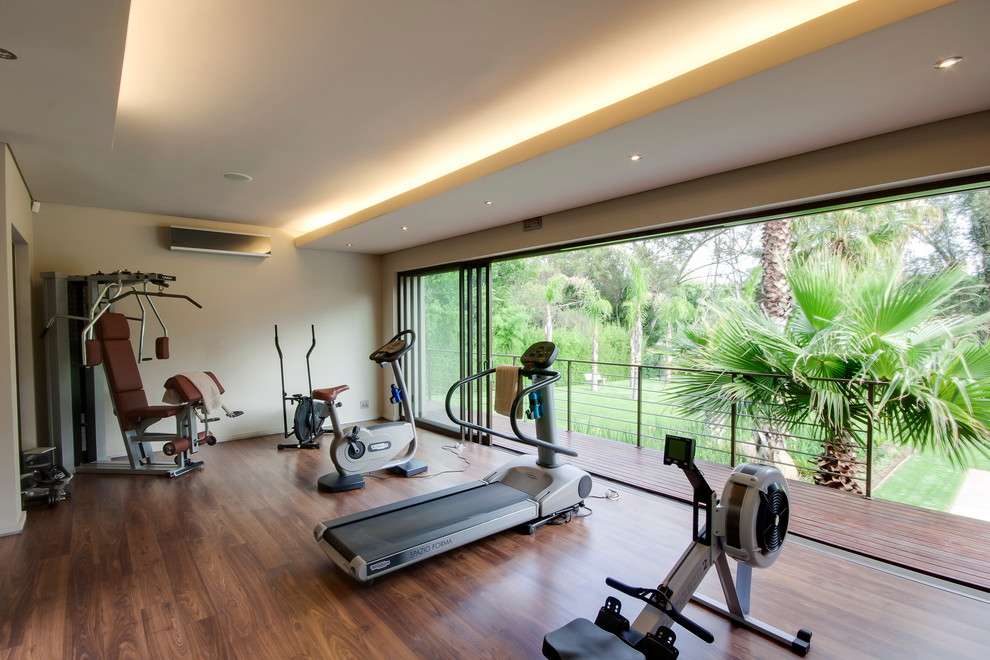 Saveemail Aboutmyhome Home Gym Design