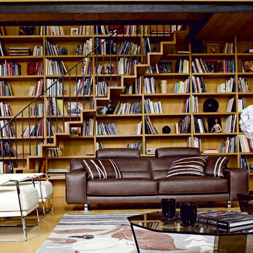 Fantastic Traditional Home Library Design House Im Largest Home Design Picture Inspirations Pitcheantrous