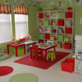 Apple Play Child Room that All of Object Make the Room More Funny
