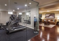 Basement Home Gym Design Ideas