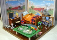 Boys Room Used Model Inspiration with All of Object Completed the Area