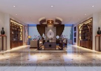 Chandelier Awesome Souvenirs in Asian Wood Bookcase Hidden Light Compact White Sofa