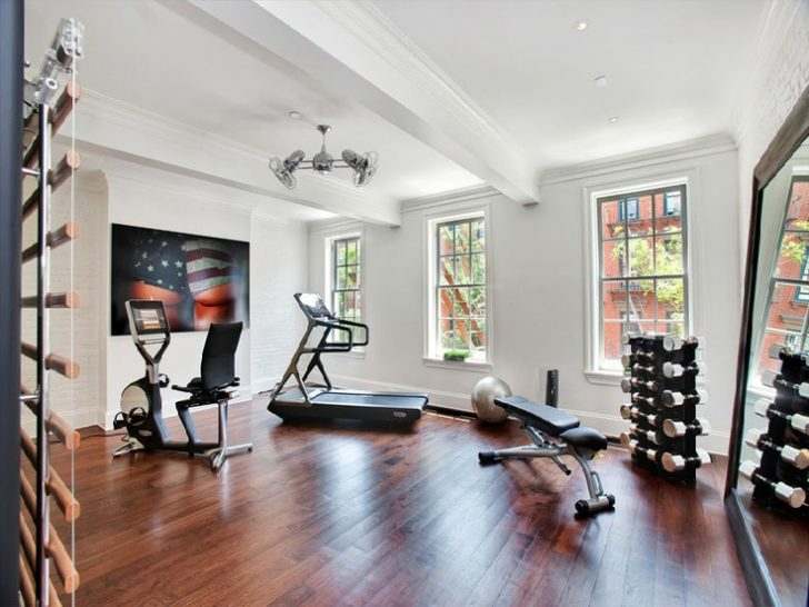 Permalink to 10 Inspirational Modern Home GYM Design Ideas