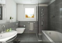 Modern Contemporary Bathroom Design