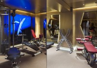 Modern Gym Interior Design
