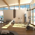 Modern Home GYM Design