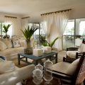 Open Living Room Decorating Ideas