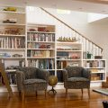 Storage Under Basement Stairs Ideas