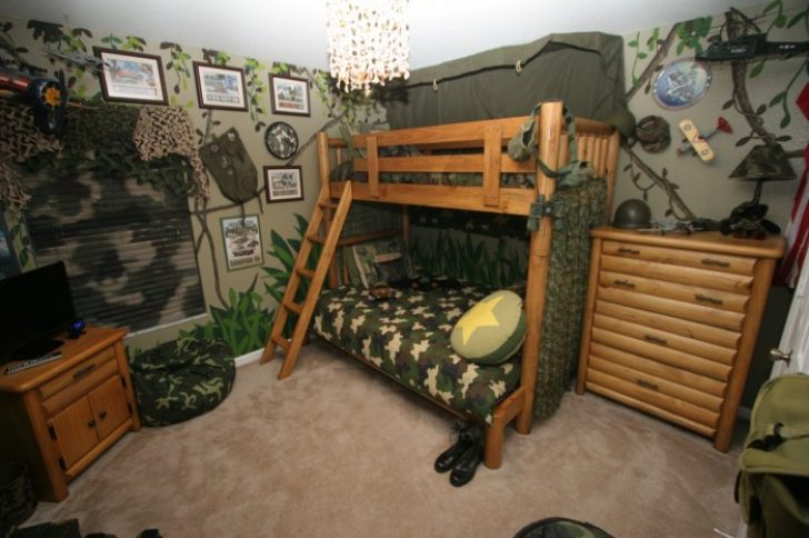 Permalink to Themed Bedroom Designs with Colorful Patterns for Little BoyRoom
